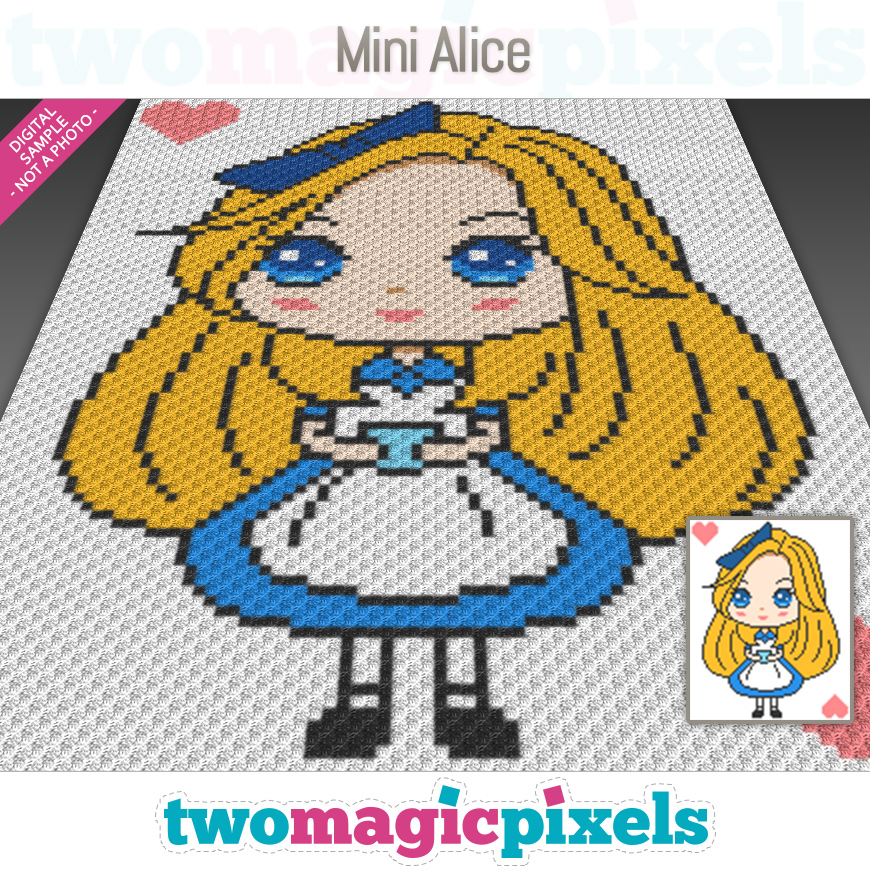 Mini Alice by Two Magic Pixels