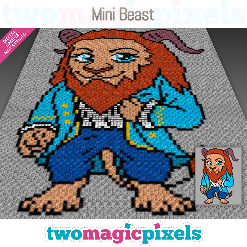 Mini Beast by Two Magic Pixels