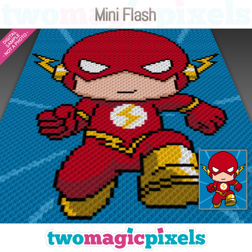 Mini Flash by Two Magic Pixels