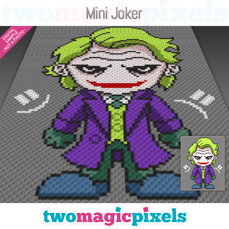 Mini Joker by Two Magic Pixels
