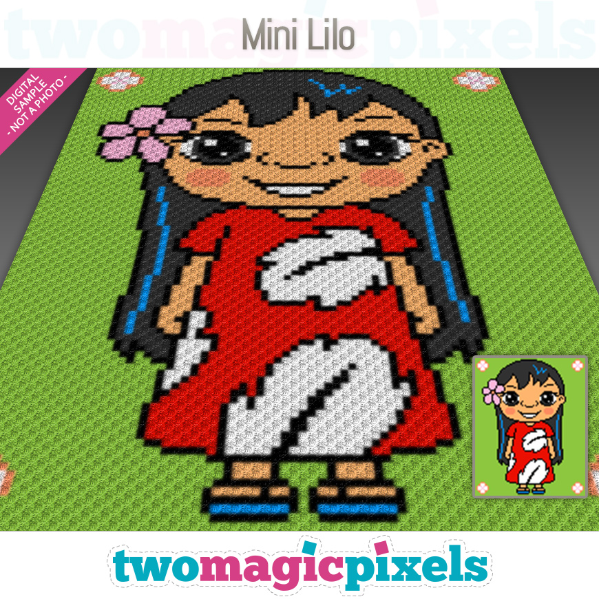 Mini Lilo by Two Magic Pixels