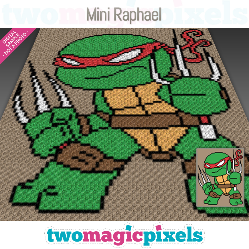 Mini Raphael by Two Magic Pixels