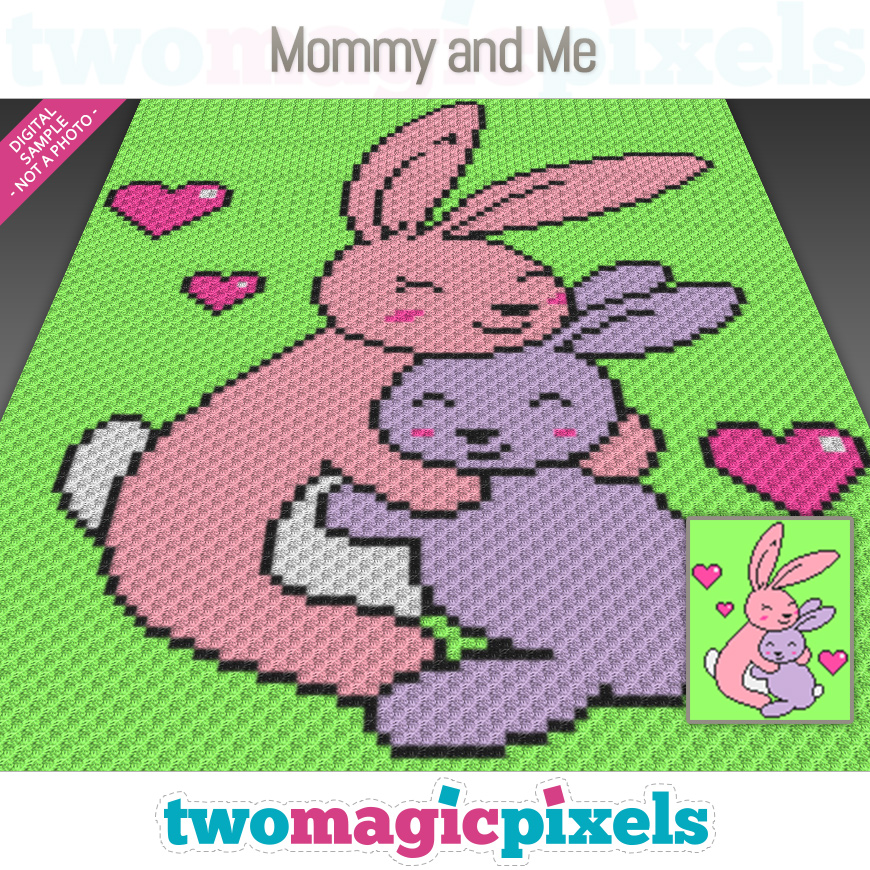 Mommy and Me by Two Magic Pixels