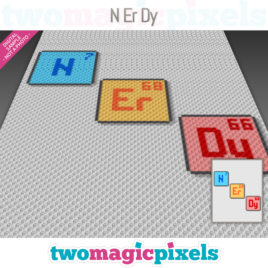 N Er Dy by Two Magic Pixels