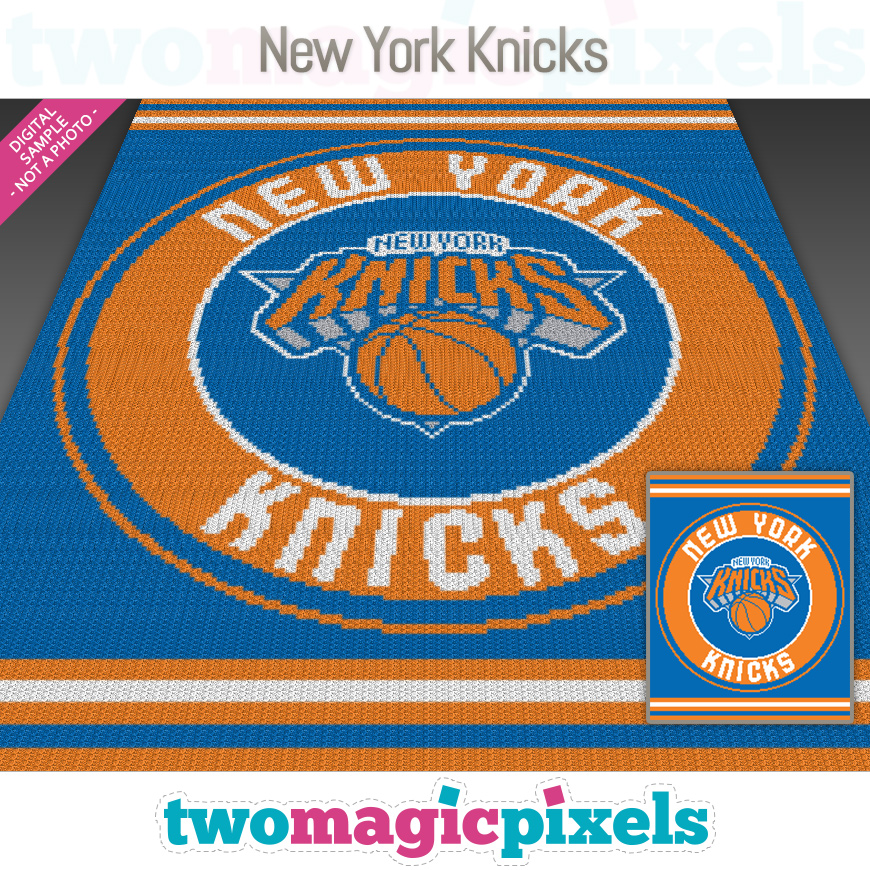 New York Knicks by Two Magic Pixels