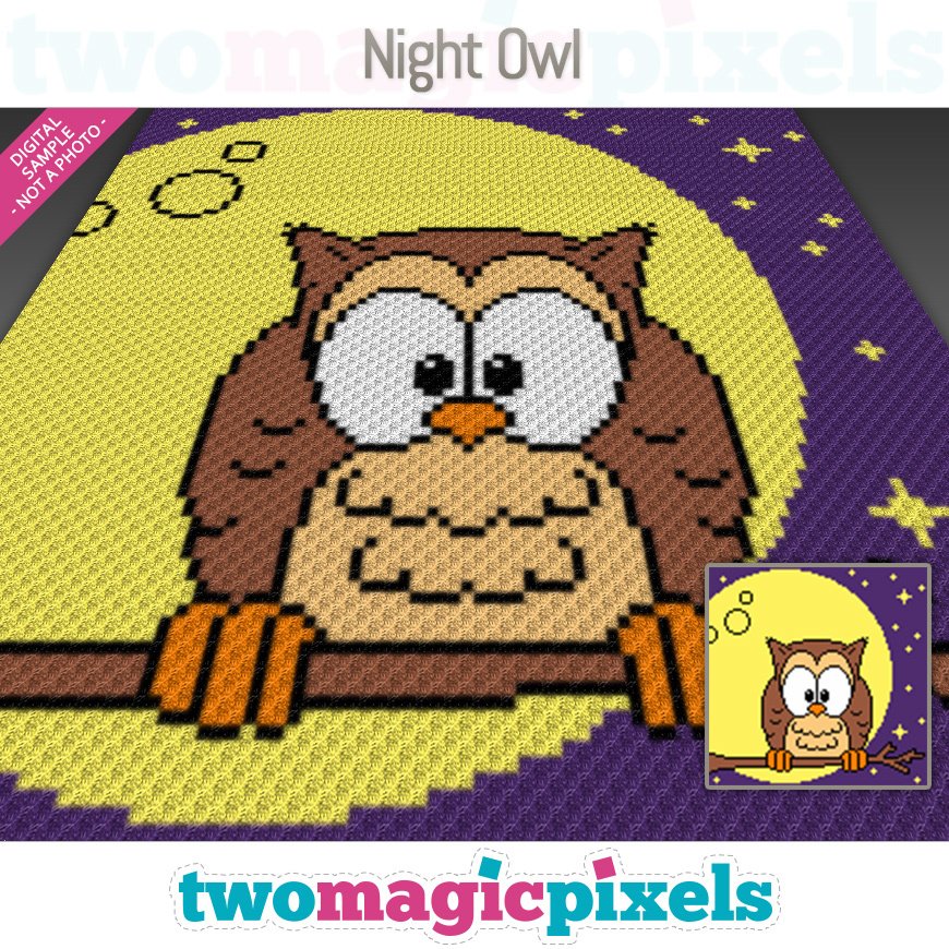 Night Owl by Two Magic Pixels