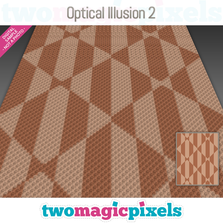 Optical Illusion 2 by Two Magic Pixels