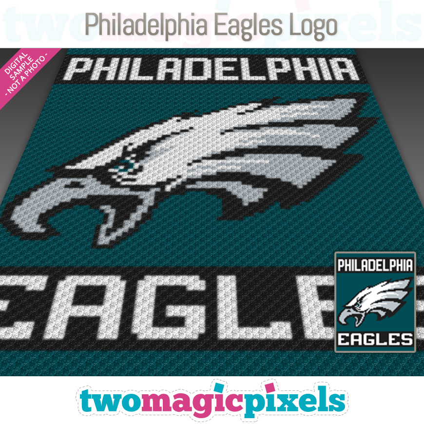 Philadelphia Eagles Logo by Two Magic Pixels