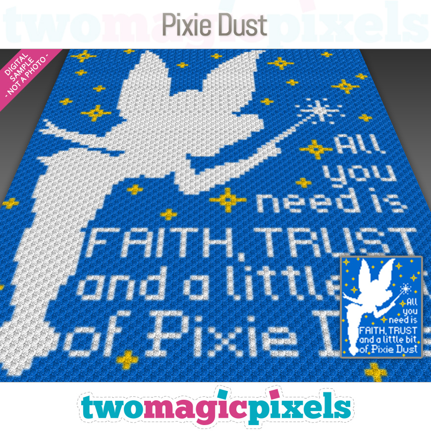 Pixie Dust by Two Magic Pixels