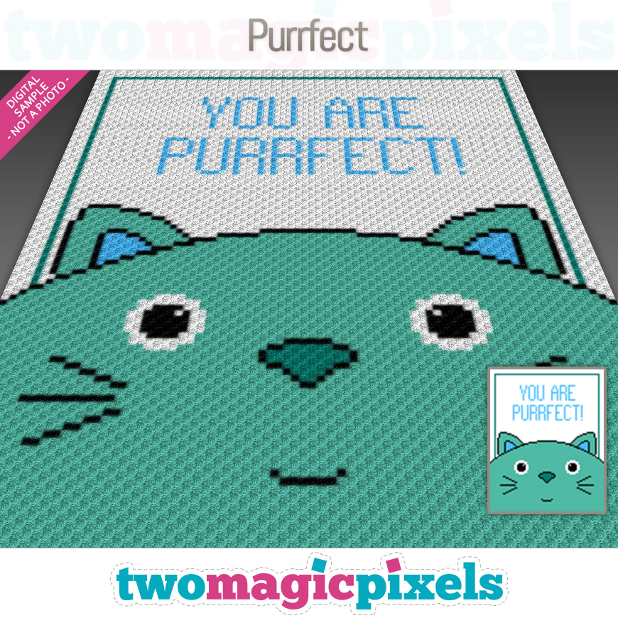 Purrfect by Two Magic Pixels