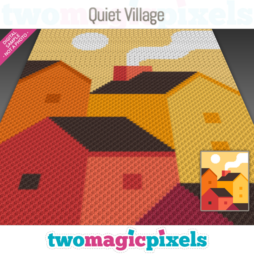 Quiet Village by Two Magic Pixels