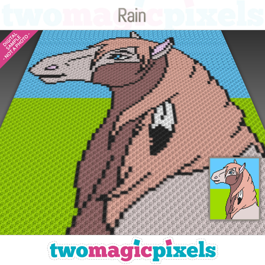 Rain by Two Magic Pixels