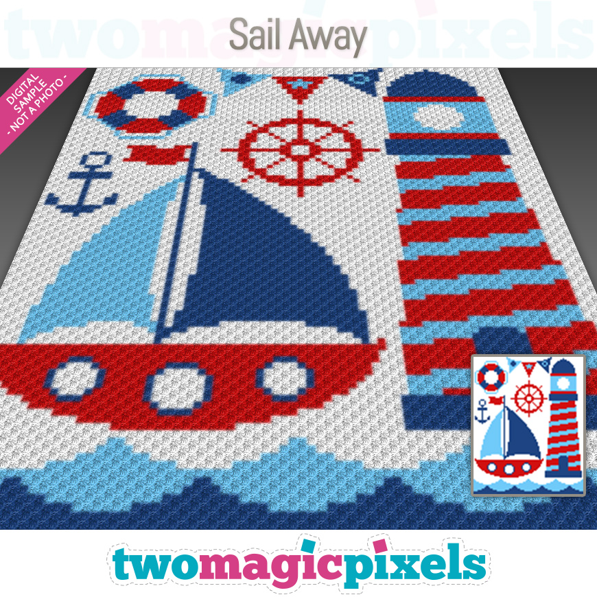 Sail Away by Two Magic Pixels