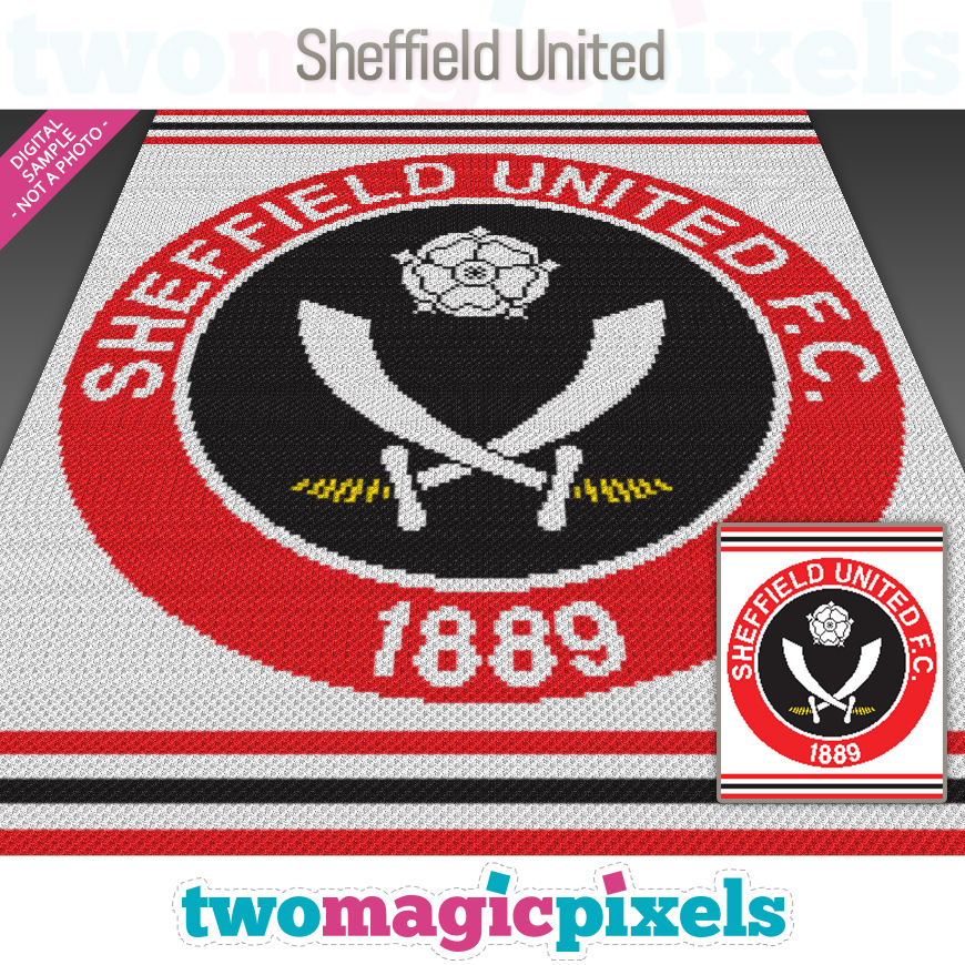 Sheffield United by Two Magic Pixels