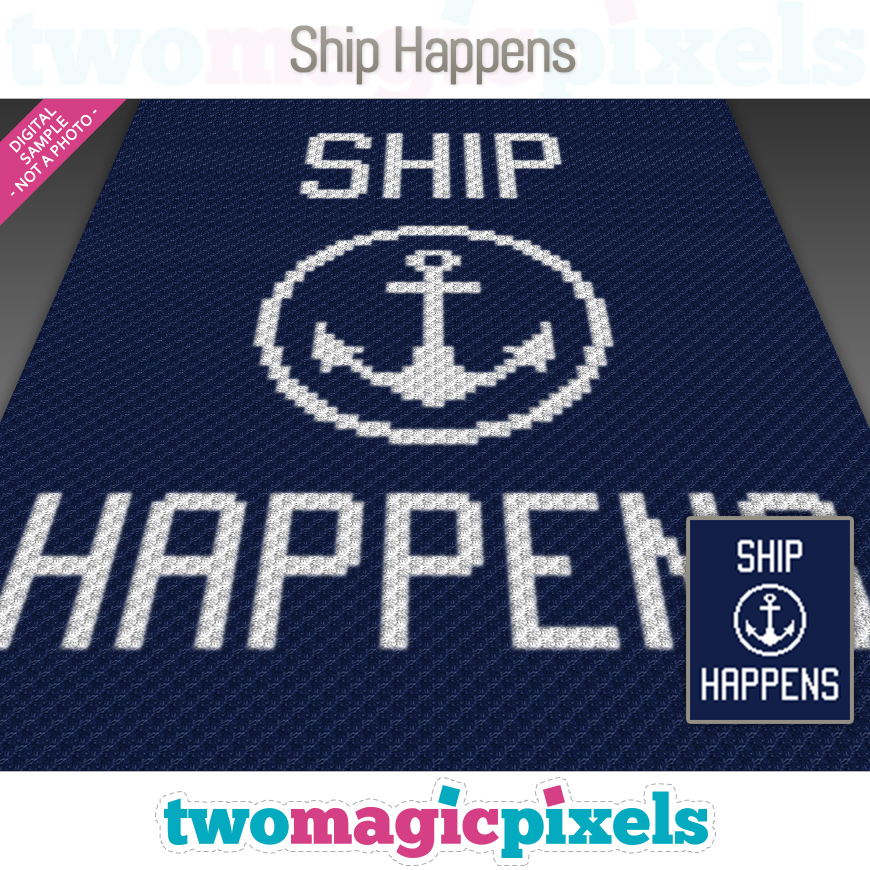Ship Happens by Two Magic Pixels