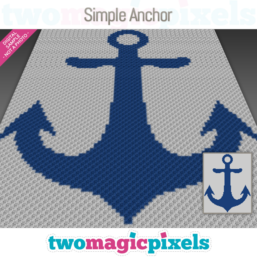 Simple Anchor by Two Magic Pixels