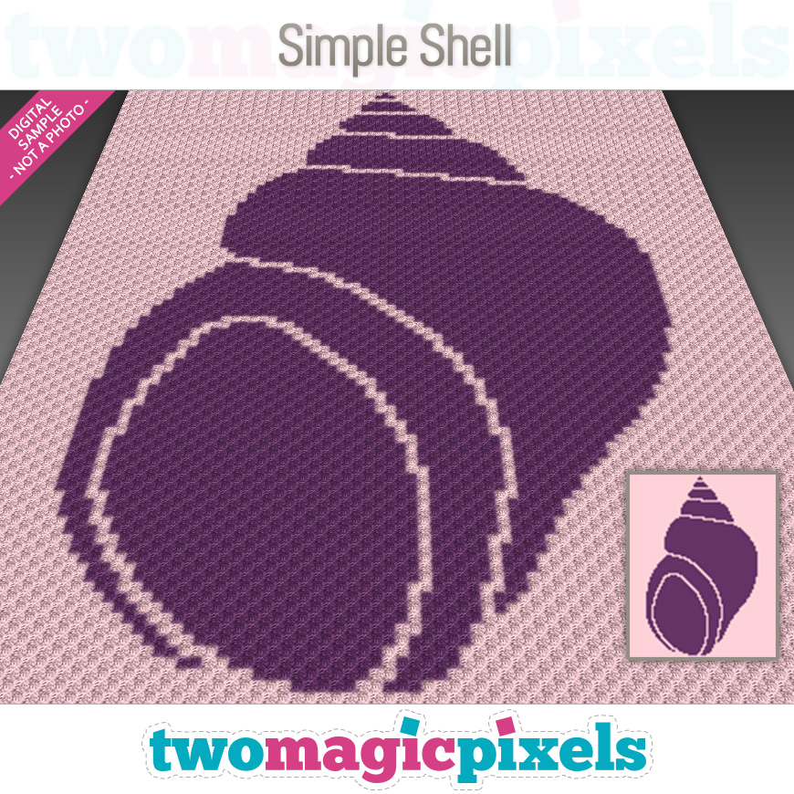 Simple Shell by Two Magic Pixels