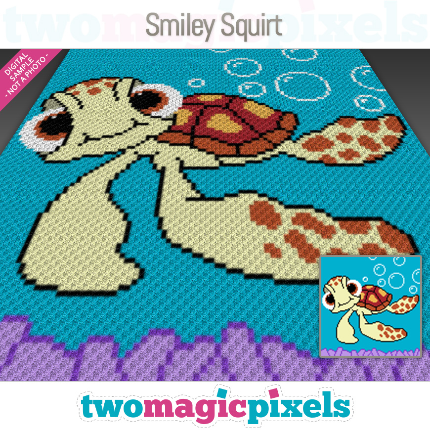 Smiley Squirt by Two Magic Pixels