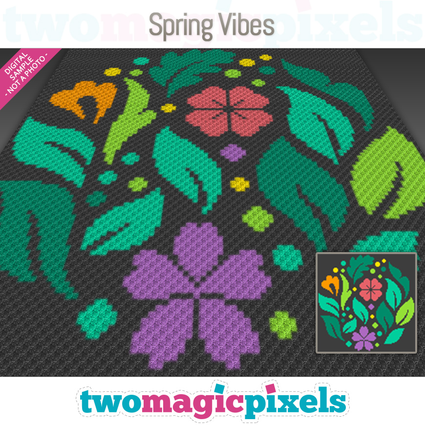 Spring Vibes by Two Magic Pixels