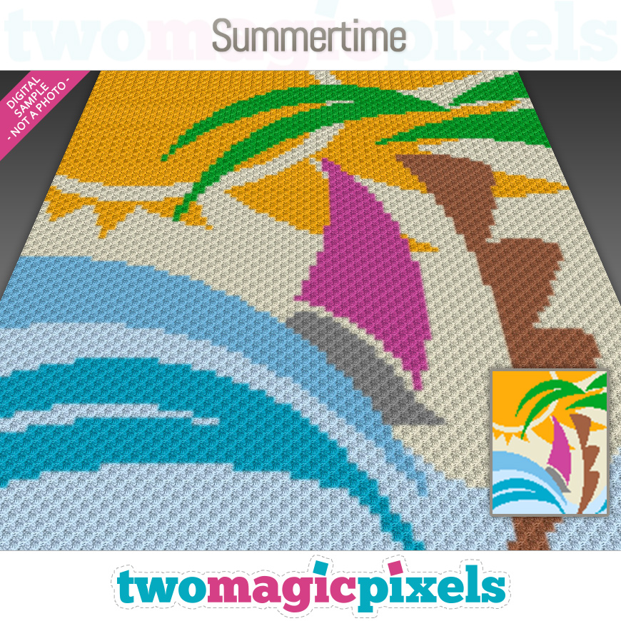 Summertime by Two Magic Pixels