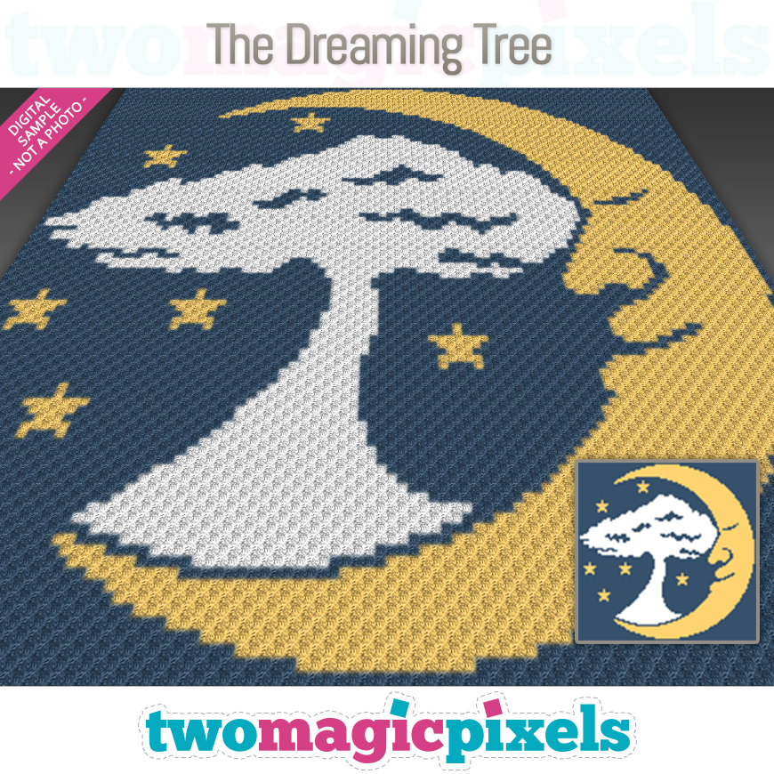 The Dreaming Tree by Two Magic Pixels