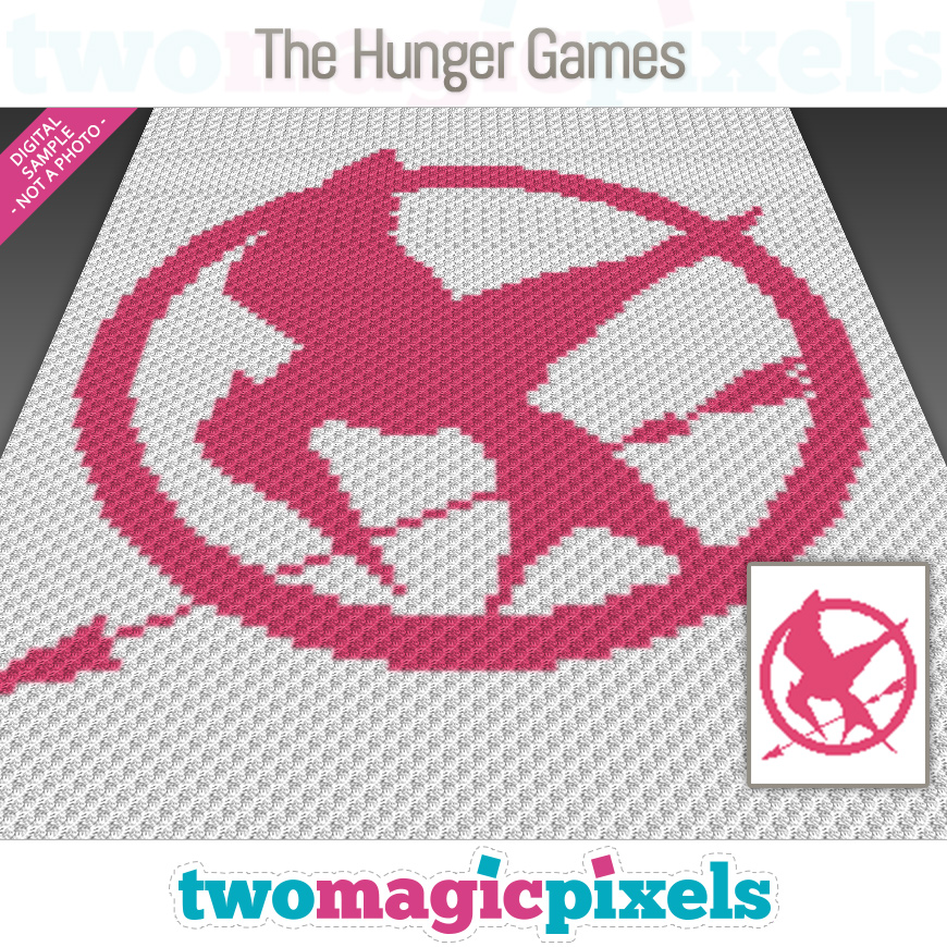 The Hunger Games by Two Magic Pixels