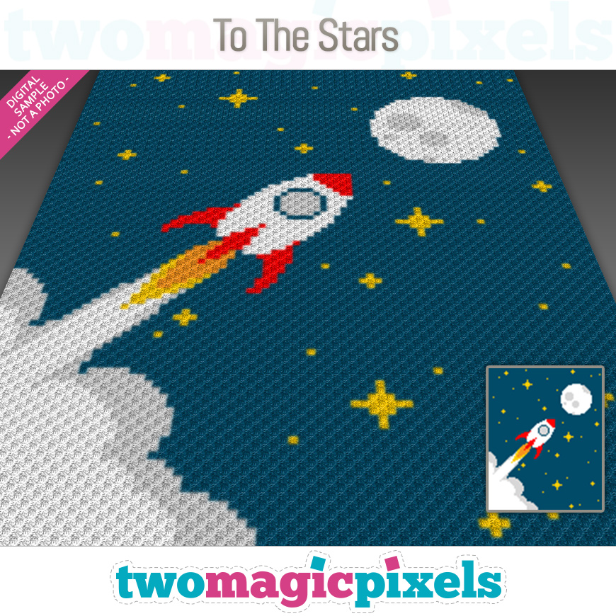 To The Stars by Two Magic Pixels