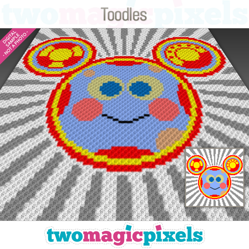 Toodles by Two Magic Pixels
