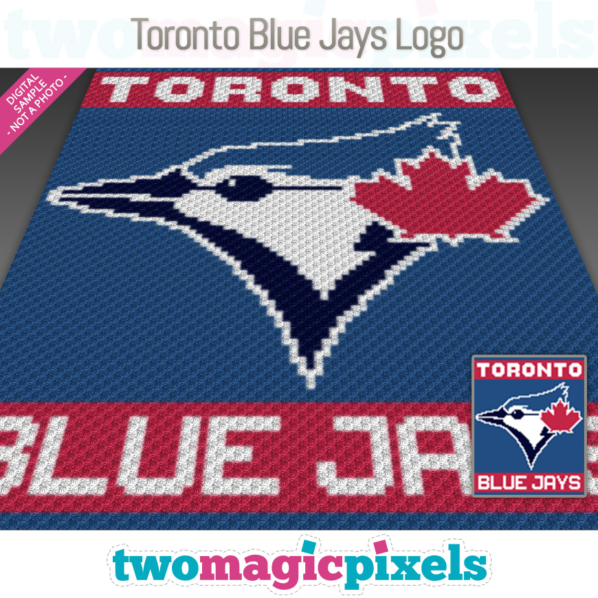Toronto Blue Jays Logo by Two Magic Pixels