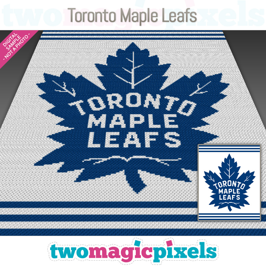 Toronto Maple Leafs by Two Magic Pixels