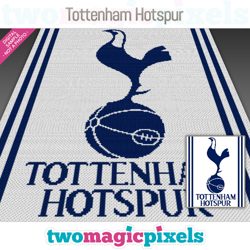 Tottenham Hotspur by Two Magic Pixels