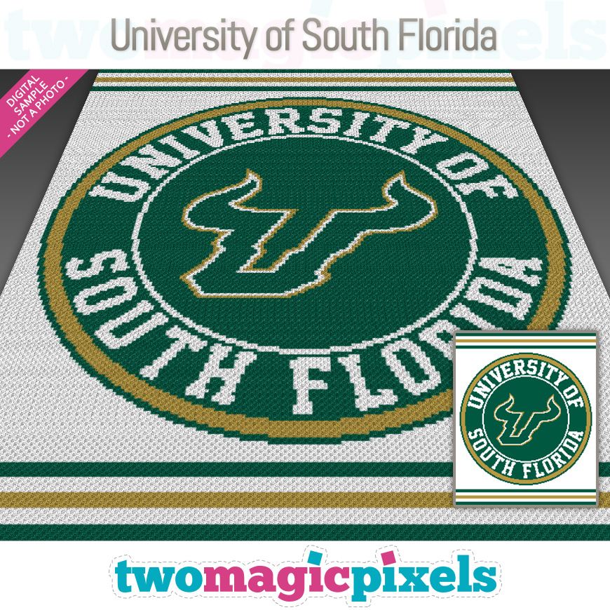 University of South Florida by Two Magic Pixels