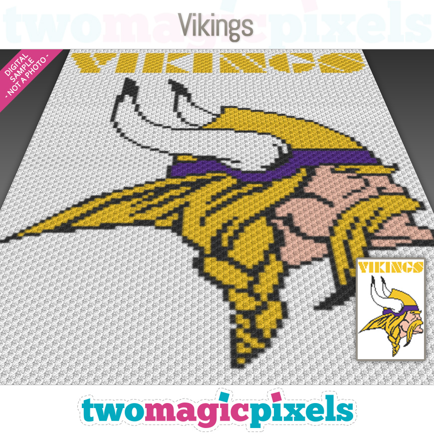 Vikings by Two Magic Pixels