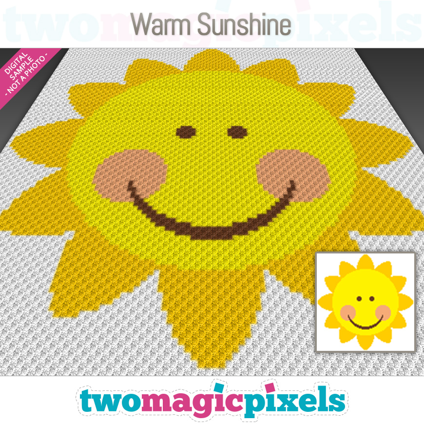 Warm Sunshine by Two Magic Pixels