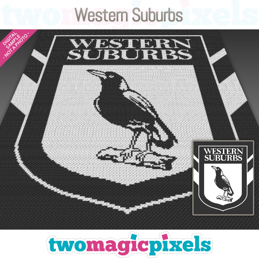 Western Suburbs by Two Magic Pixels