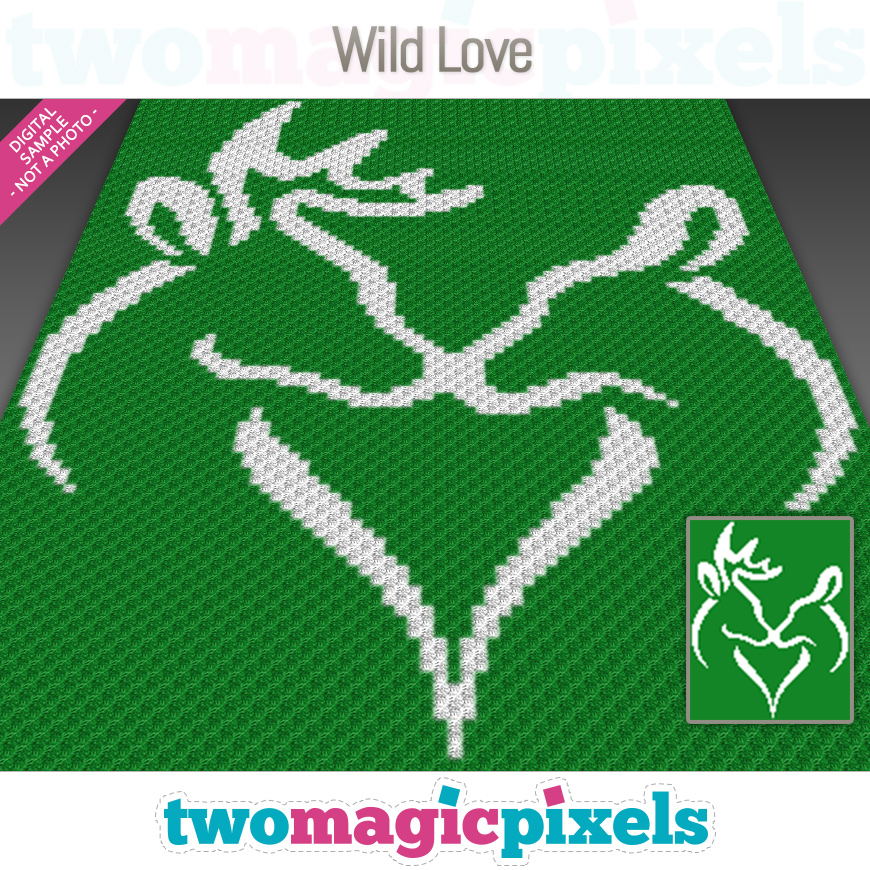 Wild Love by Two Magic Pixels