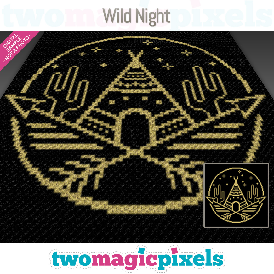 Wild Night by Two Magic Pixels