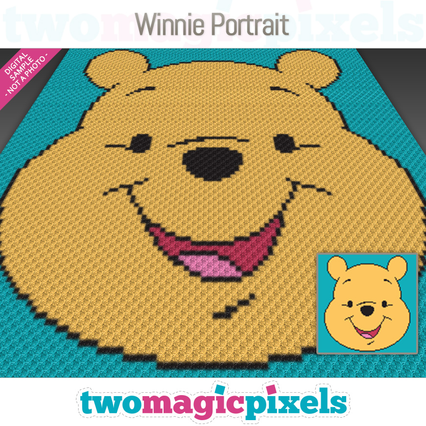 Winnie Portrait by Two Magic Pixels