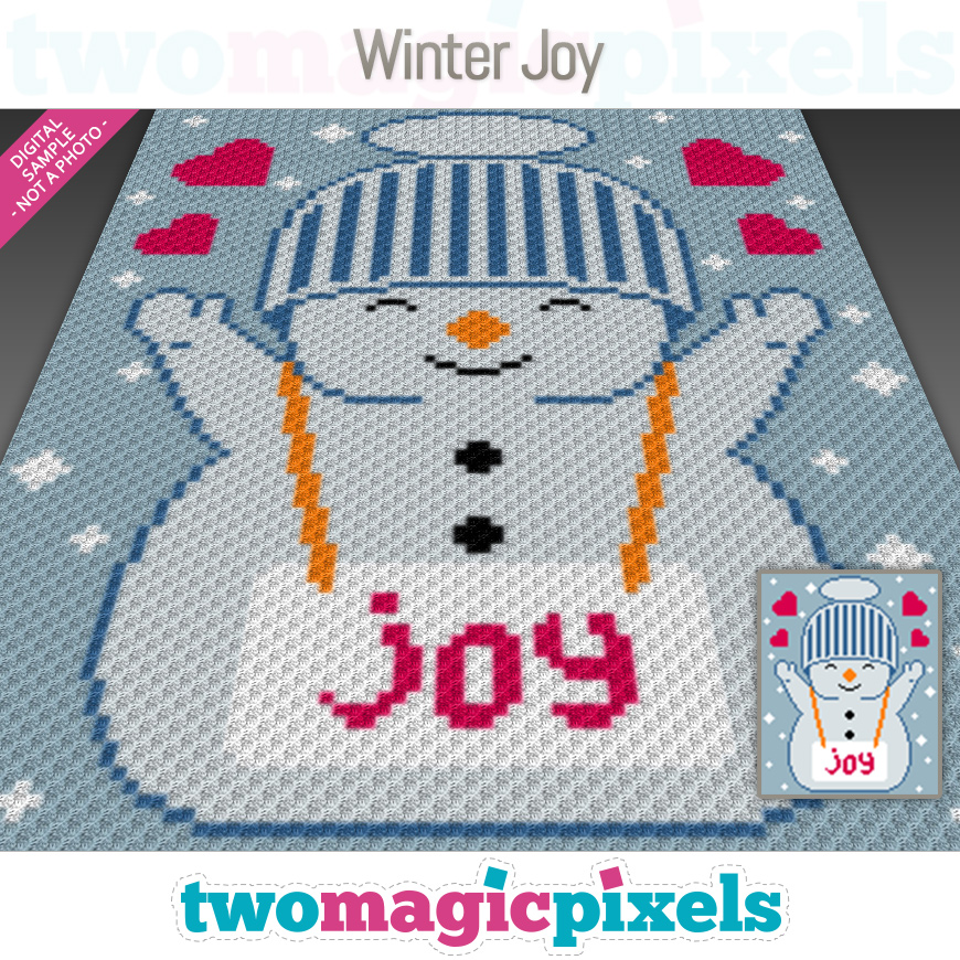 Winter Joy by Two Magic Pixels