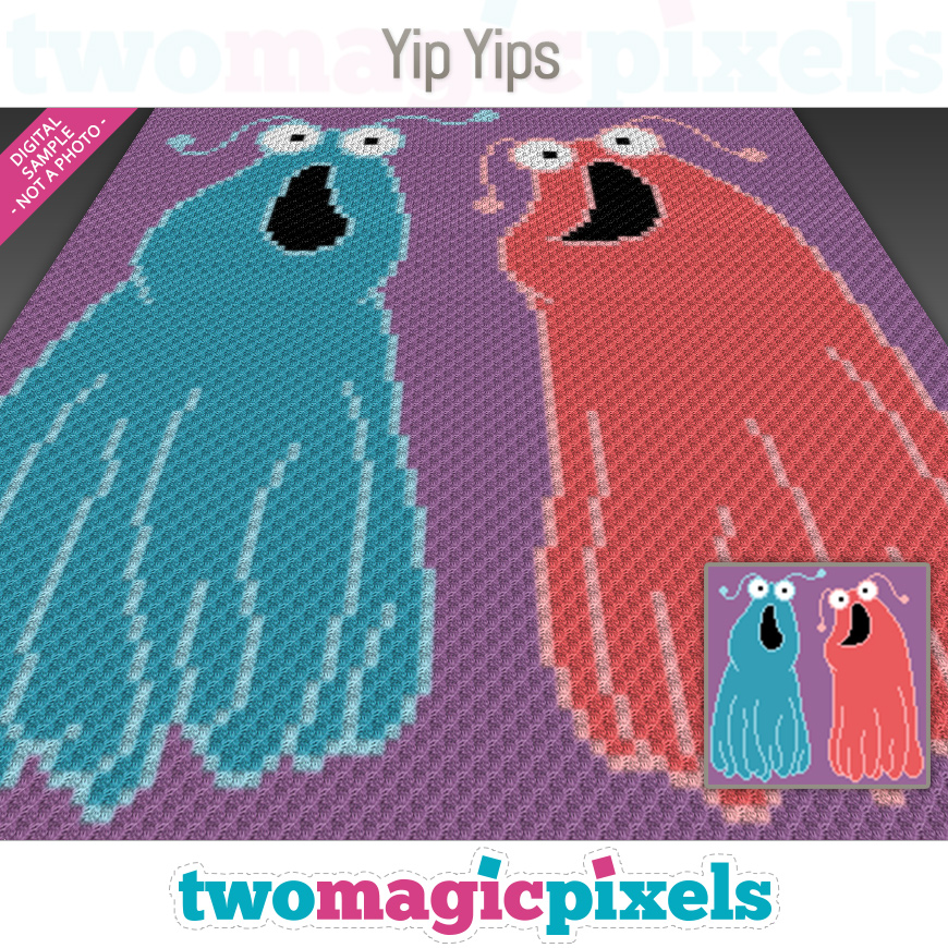 Yip Yips by Two Magic Pixels
